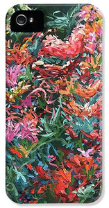 The Flowers that Be - Phone Case