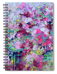 To Bloom it May Concern - Spiral Notebook