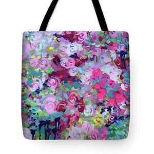 To Bloom it May Concern - Tote Bag