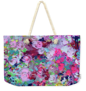 To Bloom it May Concern - Weekender Tote Bag