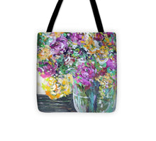 Load image into Gallery viewer, What in Carnation - Tote Bag