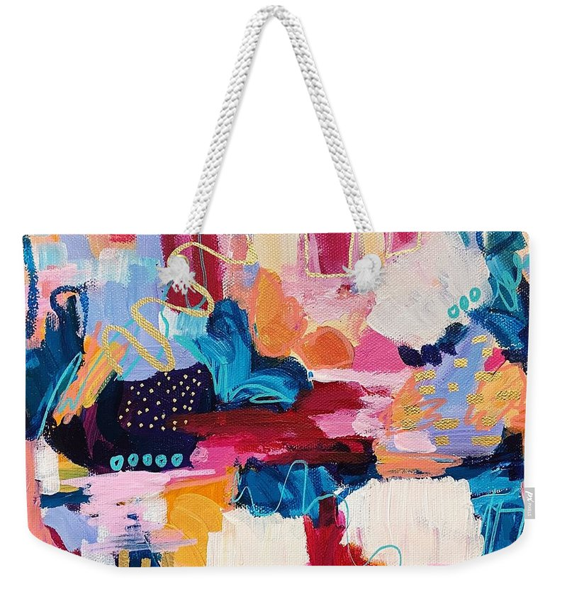 When I dip, you dip, we dip - Weekender Tote Bag
