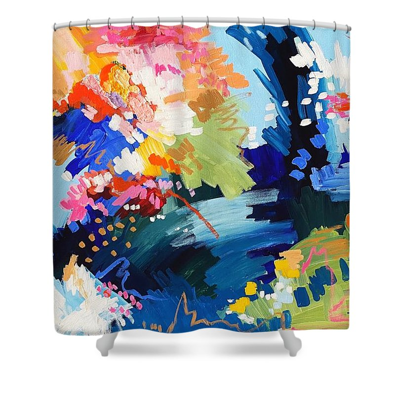 Where the Wild Things Are  - Shower Curtain