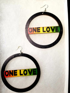 One Love Earrings