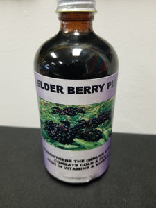 Elder Berry Plus 8oz