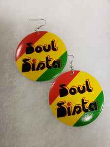 Soul Sista Dangle Earrings
