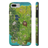 Season 4 Map Phone Case