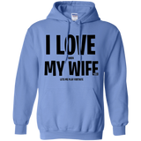 I Love When My Wife Lets Me Play Fortnite Hoodie