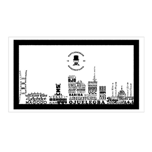LAGOS CITY TOWEL