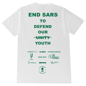 DEFEND YOUTH TEE