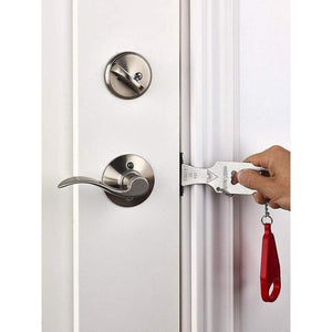 RAMO™ Portable Safety Door Jam Lock