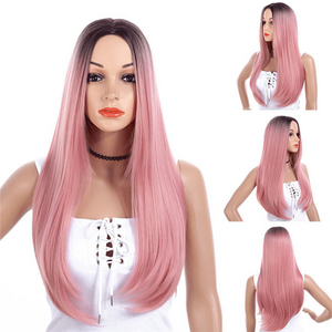 Pink Wigs For Women