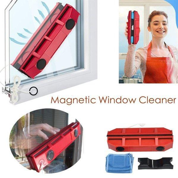 Magnetic Window Cleaner Home Glass Glazing Windows Cleaning Tools
