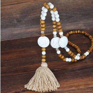 Vintage Boho Long Necklace