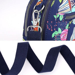 Trending Printed Crossbody Phone Bag Lightweight Shoulder Bag
