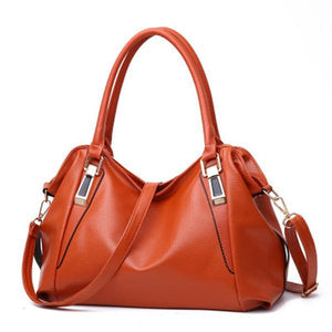 Women Office Handbag Large Capacity Crossbody Tote Bag