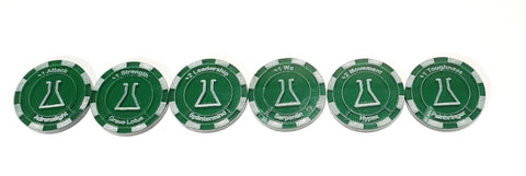 Drukhari compatible combat drug tokens