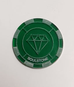 Malifaux compatible soulstone tokens (Qty 5)
