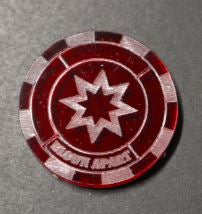 Malifaux compatible blown apart tokens (Qty 5)