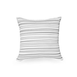 "Filati 16"" Pillow Cover - Black"