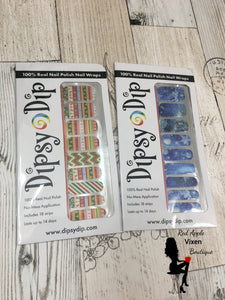 Dipsy Dip Holiday Wrap Bundle--Hark and A Few Of My Favorite Things