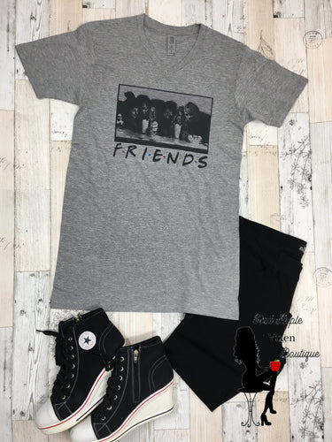 Friends Halloween Graphic Tee