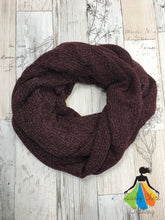 Load image into Gallery viewer, Glitter Accent Infinity Scarves - Sassy Chick Clothing