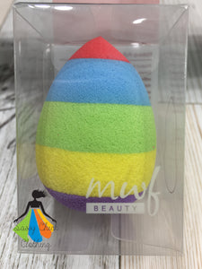 Makeup Blender Puff (Rainbow) - Sassy Chick Clothing
