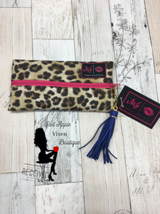 Makeup Junkie Bags Mini - Red Apple Vixen Boutique