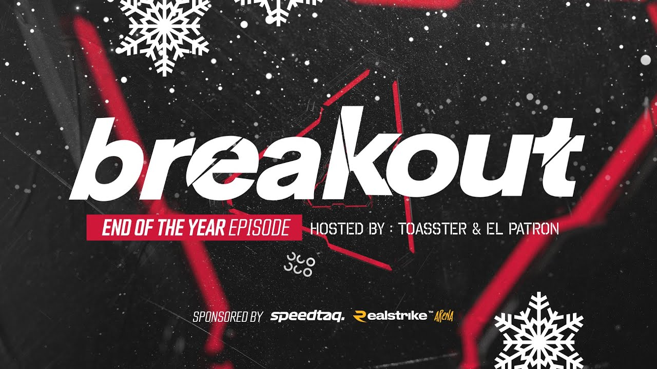 Special Xmas Breakout Stream with lots and lots of guests!