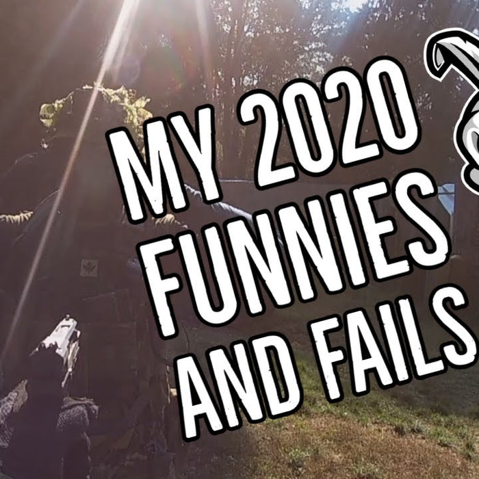 My 2020 Airsoft Funnies and Fails