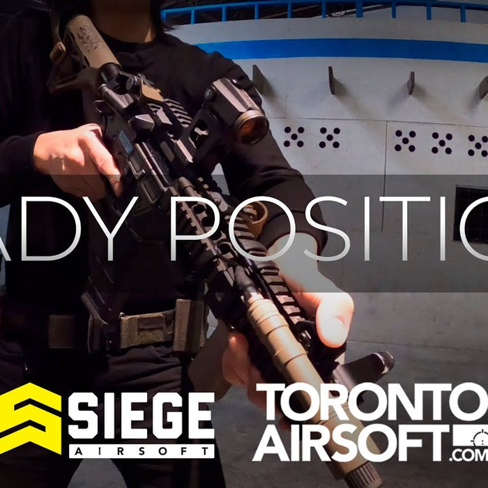 High ready? Low ready? Not ready!? Ready positions explained - TorontoAirsoft.com