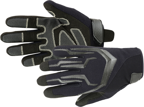 SHS-2245 TAC PERFORMANCE GLOVES BLACK (Large)