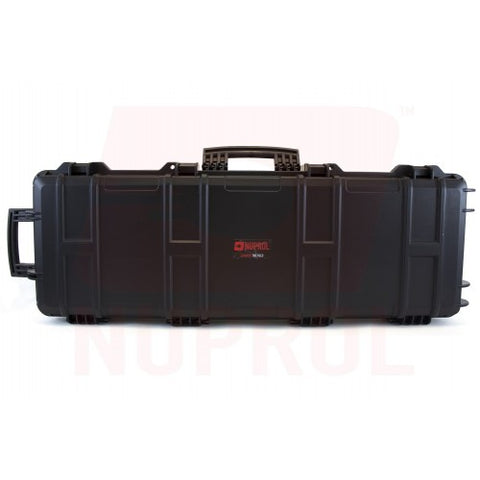 NUPROL LARGE HARD CASE - BLACK