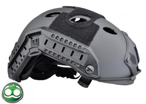 FAST (PJ) HELMET BLACK ADJUSTABLE