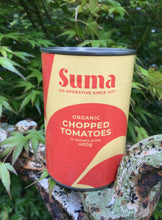 Load image into Gallery viewer, Suma Organic Chopped Tomatoes 400g