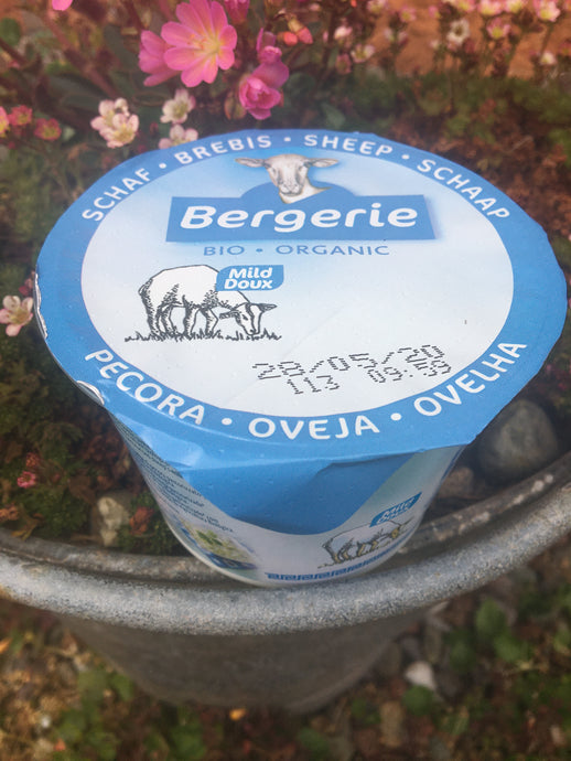 Bergerie Organic  Sheep Milk Yogurt Greek Style 250g
