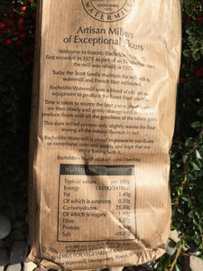Bachledre Stoneground Malted Blend Flour 1.5kg