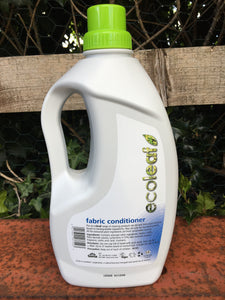 Ecoleaf Fabric Conditioner 1.5L bottle or refill