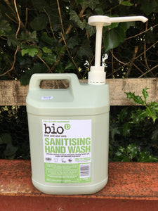 Bio D Lime and Aloe Vera Sanitising Hand Wash - Refill only