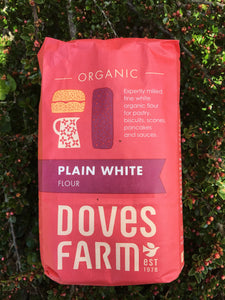 Doves Farm Organic Plain Flour 1kg