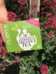 Clipper Organic Everyday Tea Bags 250g