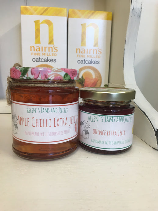 Helen's Jams and Jellies 120g/220g