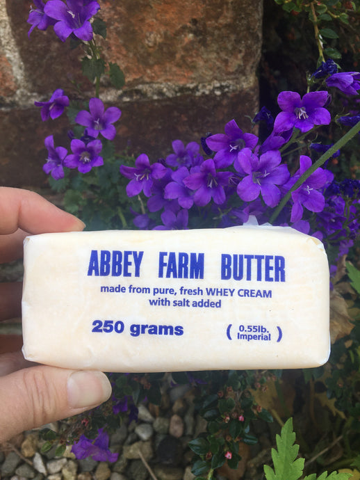 Appleby's Whey Butter 250g