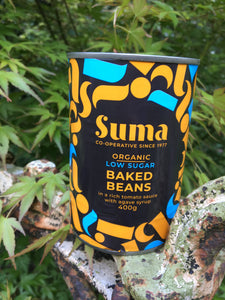 Suma Low Sugar Baked Beans 400g