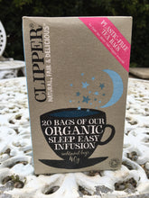 Load image into Gallery viewer, Clipper Sleep Easy Tea 40g