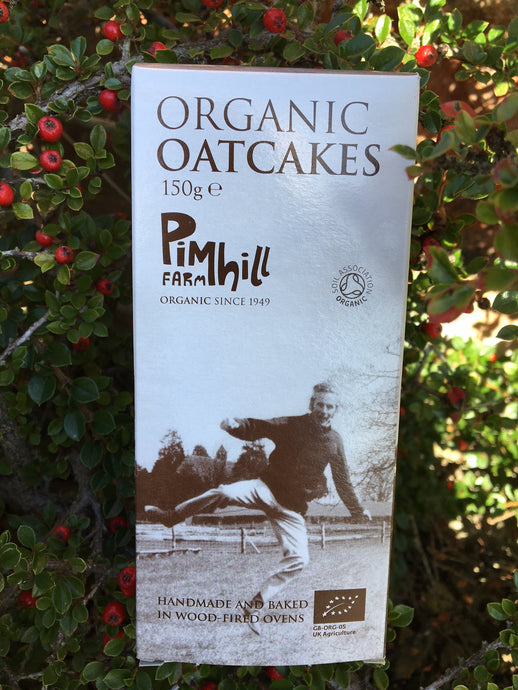 Pimhill Organic Oatcakes
