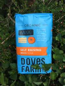 Doves Farm Organic Self Raising Flour 1kg