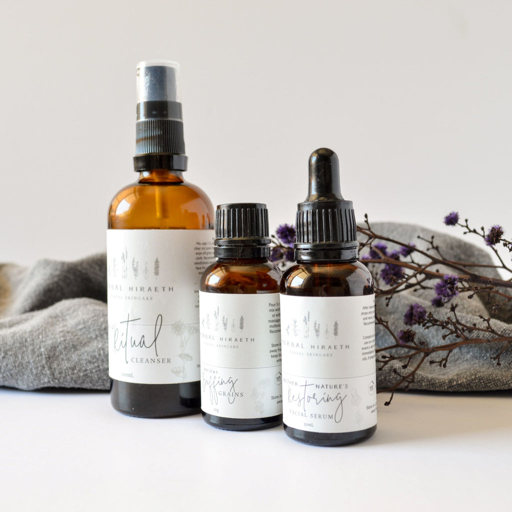 Face Ritual Bundle - HerbalHiraeth