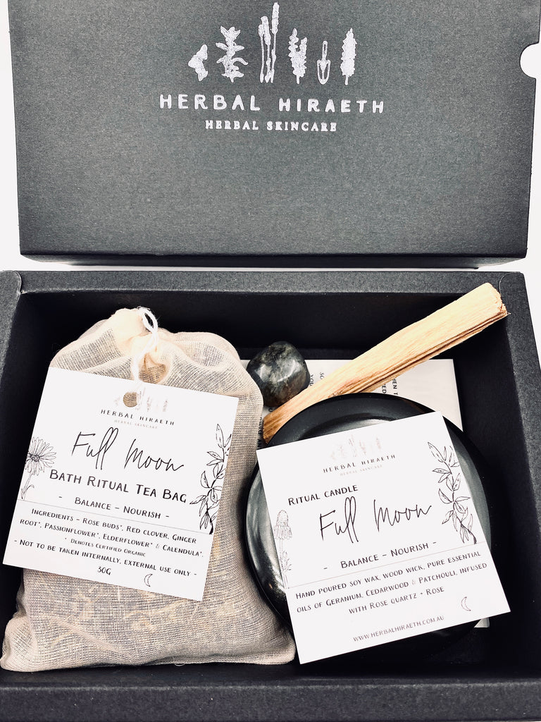 Full Moon Ritual Kit